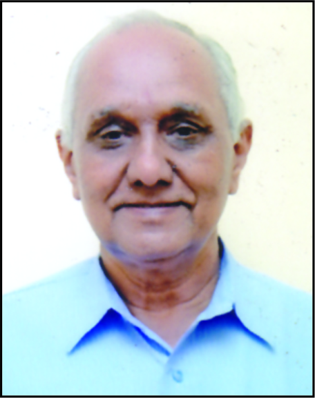 Dr. Govindprasad Upadhyay